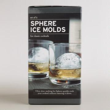 Sphere Ice Molds
